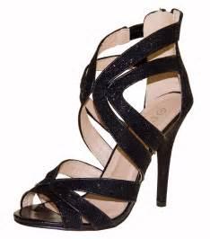 Glitter High Heel Sandals high heel glitter sandals strappy stiletto