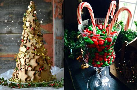 árbol de navidad con dulces tips para navidad un centro de mesa diferente el de estoresbaratos