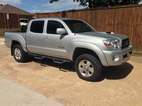 car engine manuals 2008 toyota tacoma navigation system buy used 2008 toyota tacoma 4wd 6 spd crew cab pickup 4 0l trd sport in carrollton texas