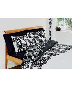 Black And White Single Duvet Sets Milo Duvet Set Black And White Single Bed Review
