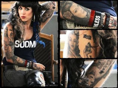 kat von d no tattoos imixalpoqa d no tattoos