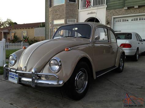 1967 vw bug 1967 vw bug volkswagen beetle beige