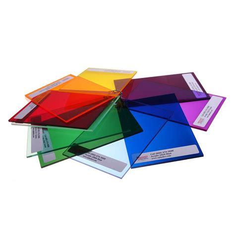 colored plexiglass plexiglass transparent colors sle set in 2019 block