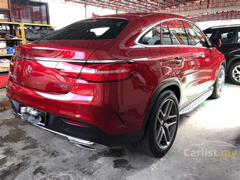 mercedes jeep 2016 red mercedes benz gle400 2016 4matic 3 0 in kuala lumpur