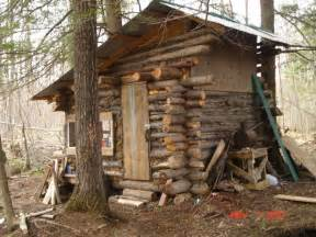 Picture of log cabin