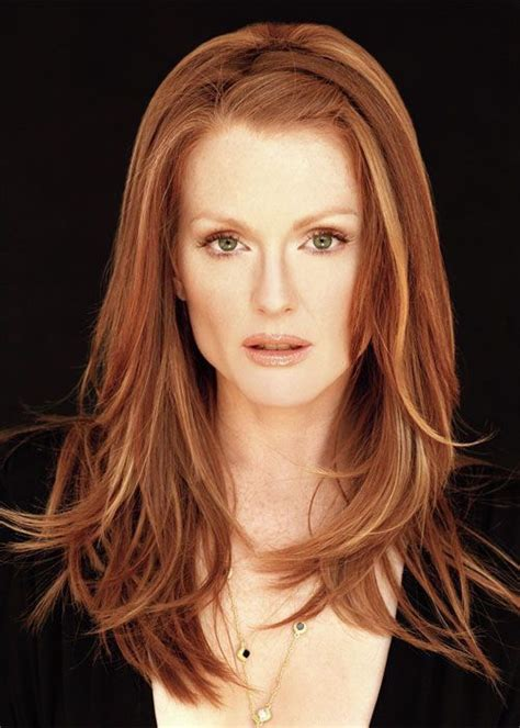 julianne moore hair color at home the 25 best red hair with highlights ideas on pinterest