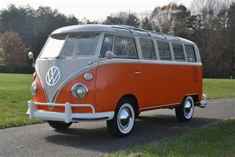 heres whats  cool   original volkswagen bus maxim