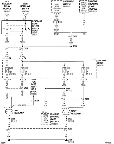 2001 jeep wiring diagram efcaviation