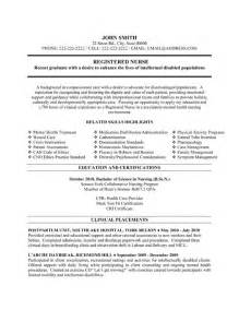 Resumes For Nurses Template by Registered Resume Template Premium Resume Sles Exle