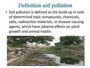 Landscape Pollution Definition Soil Pollution In Bangladesh