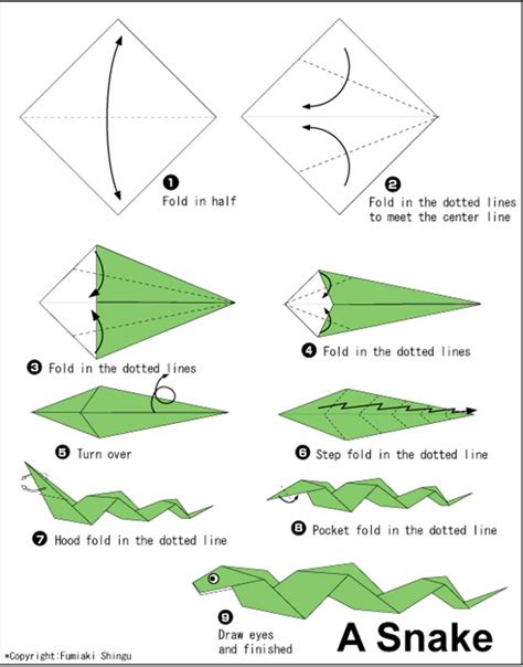 Simple Origami Animal - 30 beautiful exles of easy origami animals