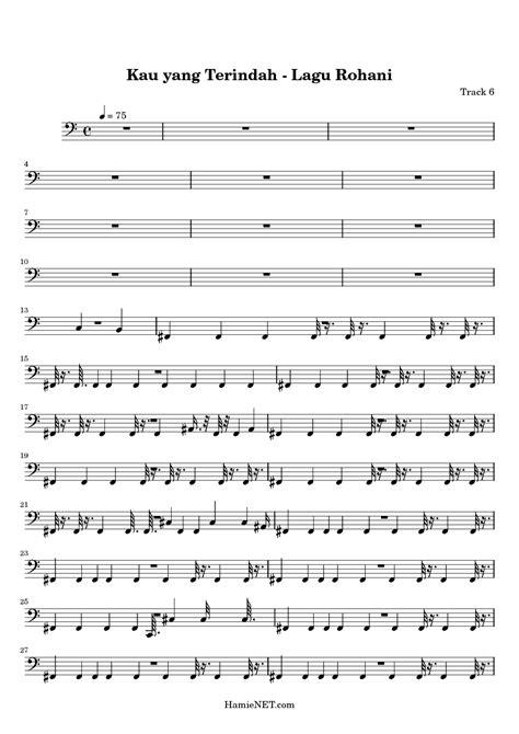 free download mp3 armada kau yang terindah kau yang terindah lagu rohani sheet music kau yang