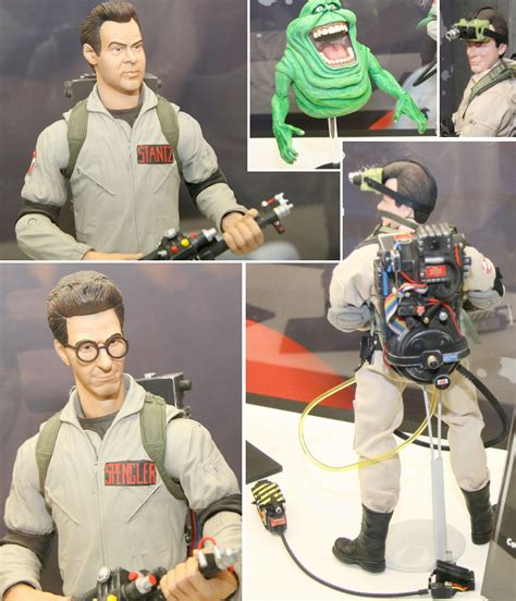 Figure Ghostbuster Authentic cool stuff ghostbusters figures