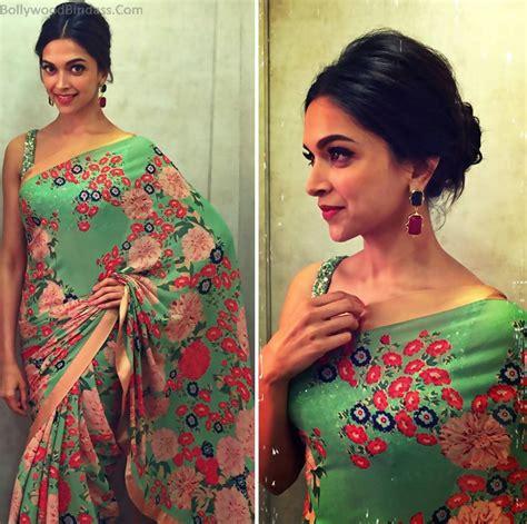 deepika padukone saree deepika padukone in saree wallpaper bollywood bindass