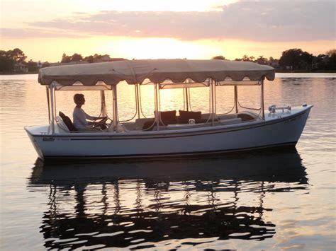electric boat duffy duffy electric boats sailboats