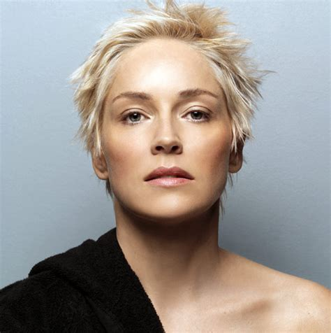 sharon stone most recent hairstyle 1000 images about hair on pinterest for women how to