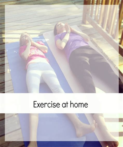 10 easy home workout tips athletic