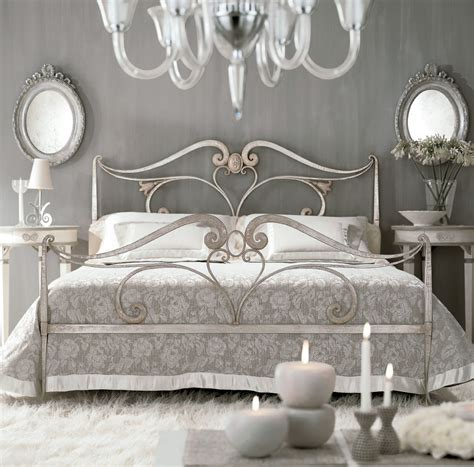 Ducale Wrought Iron Bed By Giusti Portos Banater Eisen Iron Bed Headboard Only