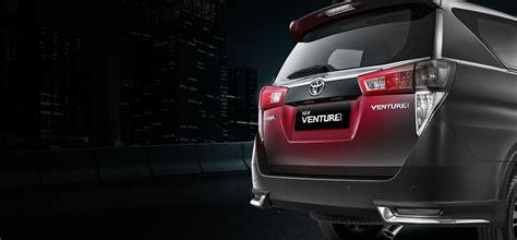 Toyota Fortuner Chrome Ornamen Plat Nomor 1 product new venturer exterior pt toyota astra motor