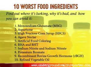 monosodium glutamate msg health dangers and side effects of toxic additives and excitotoxins