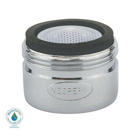 Faucet Aerator Home Depot by Neoperl 0 5 Gpm Dual Thread Water Saving Pca Spray Faucet