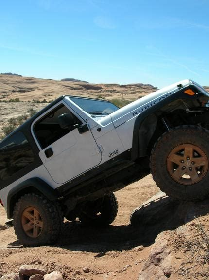 Charlies Jeep Charlie Murphy 2004 Jeep Tj Specs Photos Modification