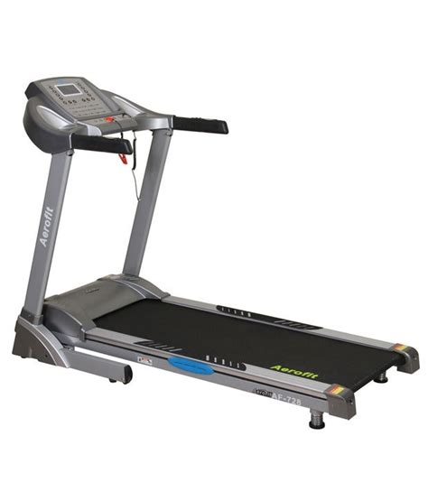 aerofit motorized treadmill buy at best price on
