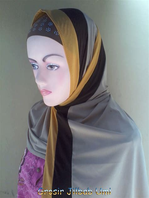 Jilbab Anak Arzeti kerudung pelangi pipik uje grosir jilbab murah i grosir jilbab cantik