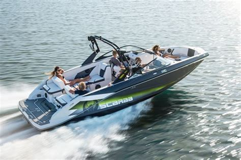 scarab boats 255 2016 scarab 255 impulse wake edition jet boat boat review