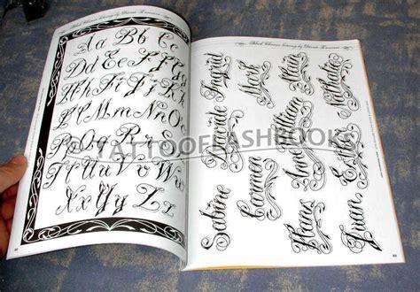 tattoo lettering books downloads tattoo font books