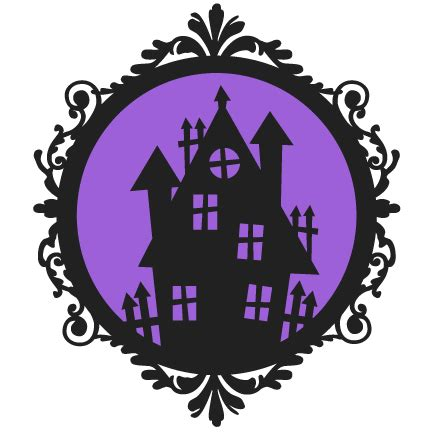 haunted house clipart free halloween haunted house clipart clipartxtras