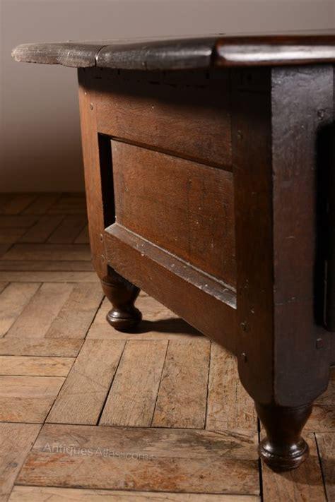 Antique Oak Coffee Table 18th Century Antique Oak Coffee Table Antiques Atlas