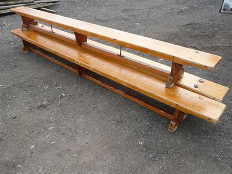 gym bench equipment salvoweb old school gym benches gym equipment school benches school benches treenovation