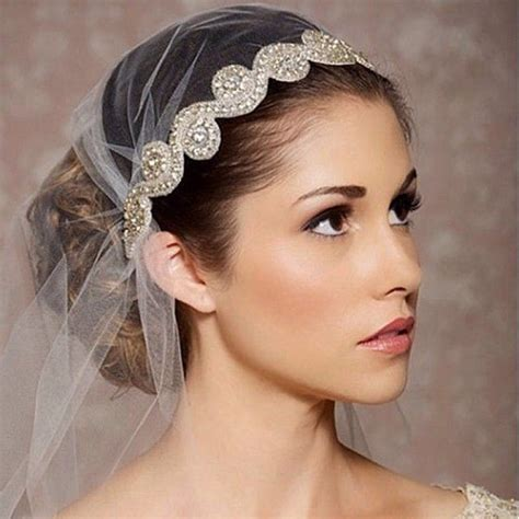 Bridal Headpieces by Top 5 Wedding Hairstyles Veils And Bridal