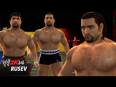 Just It How To Look by 2k14 Community Showcase Rusev Xbox 360