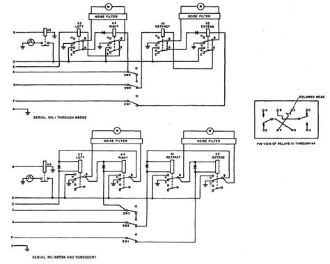 landing light searchlight wiring diagram