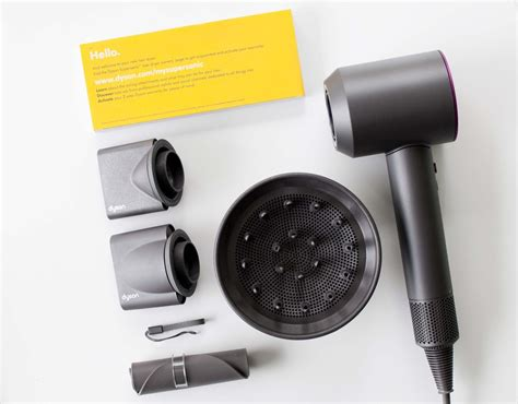 Hair Dryer Supersonic review dyson supersonic hair dryer zolea