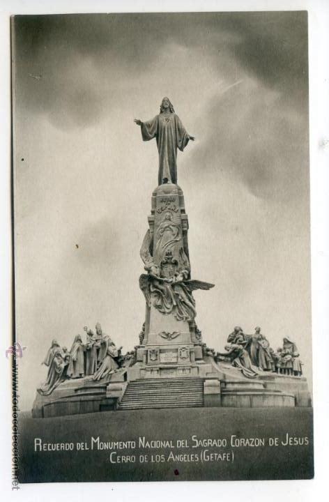 fotos antiguas getafe getafe cerro de los 225 ngeles recuerdo del monume comprar