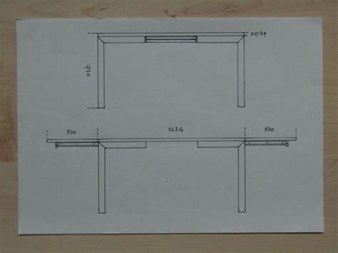 uitschuifbaar tafelblad maken een uitschuifbare tafel op maat kalander meubelmakerij