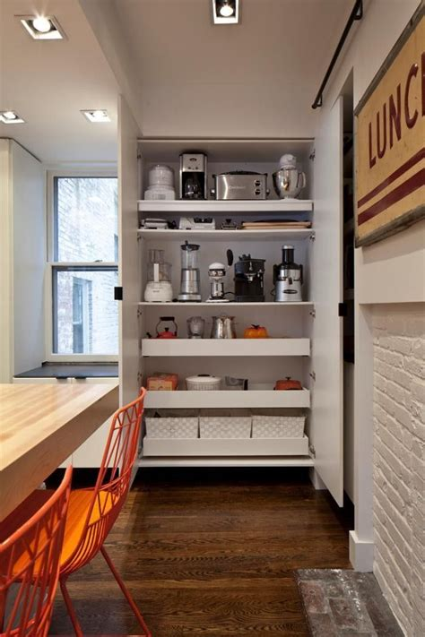 kitchen appliance storage cabinet 25 best ideas about kitchen appliance storage on