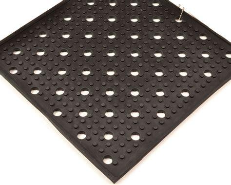 Commerical Floor Mats by Multi Mat Ii Reversible Drainage Anti Fatigue Floor Mat 3 8 Quot Floormatshop Commercial