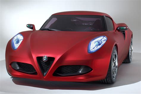 alfa romeo 4c concept alfa romeo 4c related images start 150 weili automotive