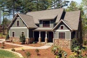 New Craftsman House Plans Vertical Siding Picmia