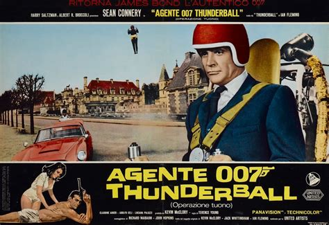 film james bond film james bond thunderball