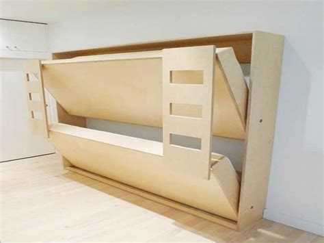 Bunk Bed Wall Beds Bedroom Wooden Murphy Bunk Beds Wall Beds Murphy