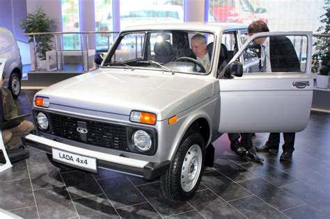 Lada Car Company Moscow Motor Show In Pictures Auto Express