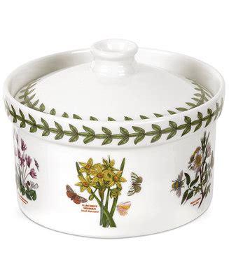Botanic Garden Dishes Portmeirion Dinnerware Botanic Garden Mini Casserole Dinnerware Dining Entertaining Macy S