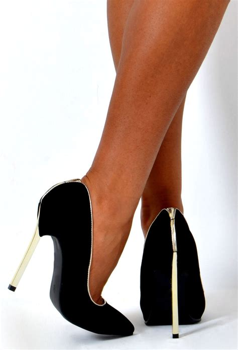 Heels Black List Gold navy high heels shoes shop for navy high heels shoes on wheretoget