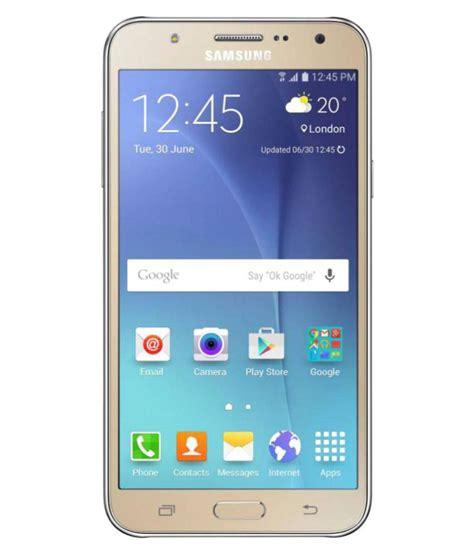 Samsung Galaxy J7 2015 Garansi Resmi samsung samsung galaxy j7 2015 gold 16gb gold mobile phones at low prices snapdeal india