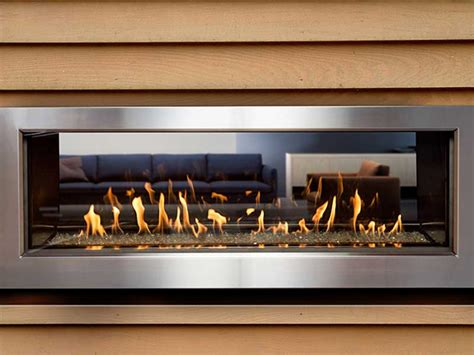 town and country fireplaces ws54 indoor outdoor see thru evenings delight